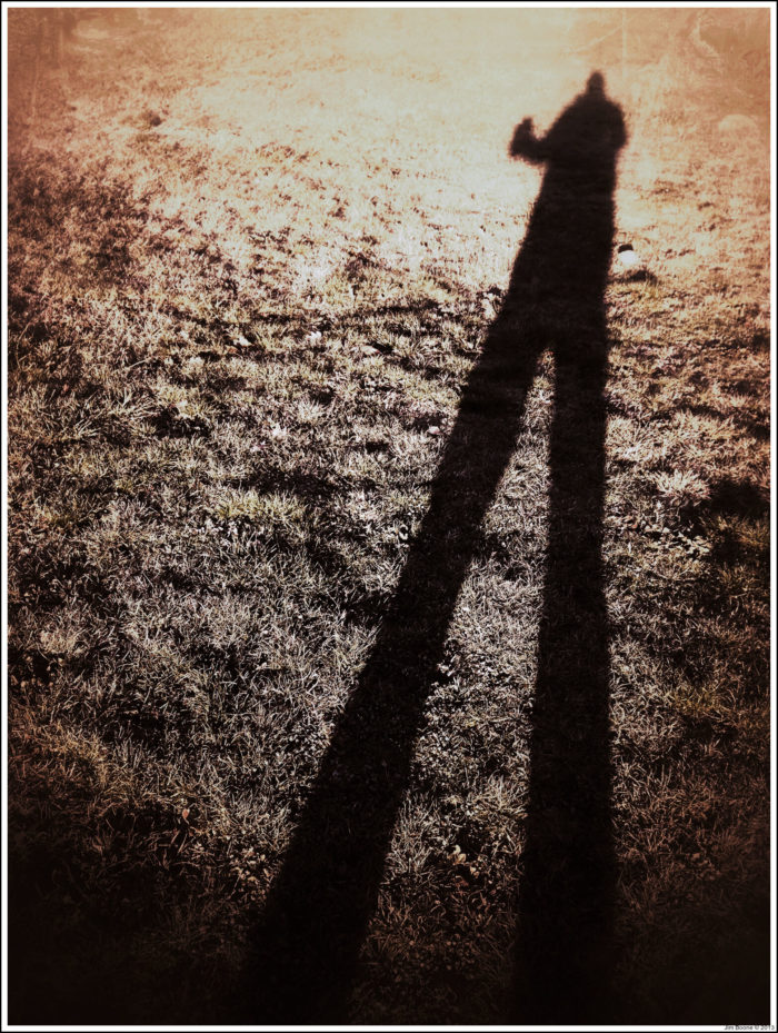 Cold Morning Shadow